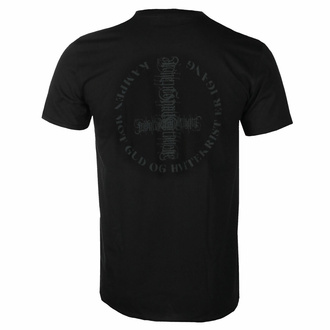 Maglietta da uomo SATYRICON - Shadowthrone 2021 - NERO, NNM, Satyricon