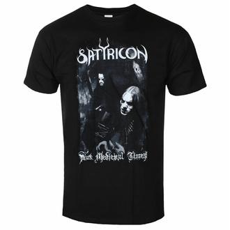 Maglietta da uomo SATYRICON - Dark Medieval Times - NAPALM RECORDS - TS_6790