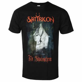 Maglietta da uomo SATYRICON - The Shadowthrone - NAPALM RECORDS - TS_6789