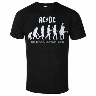 Maglietta da uomo AC/DC - Evolution of Rock, NNM, AC-DC