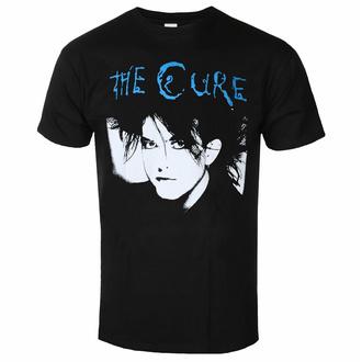 Maglietta da uomo THE CURE - black & blue - TS1120MAR