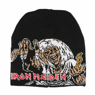 Berretto Iron Maiden - Number Of The Beast - LOW FREQUENCY, LOW FREQUENCY, Iron Maiden