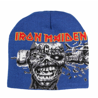 Berretto Iron Maiden - Can I Play With Madness, LOW FREQUENCY, Iron Maiden