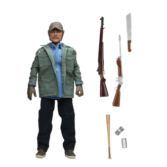 Action Figure Jaws - Sam Quint, NNM, Lo squalo