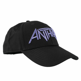 Berretto Anthrax - Logo - ROCK OFF, ROCK OFF, Anthrax
