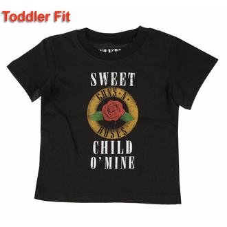 Maglietta per bambini Guns N' Roses - Child O' mine rose - ROCK OFF, ROCK OFF, Guns N' Roses