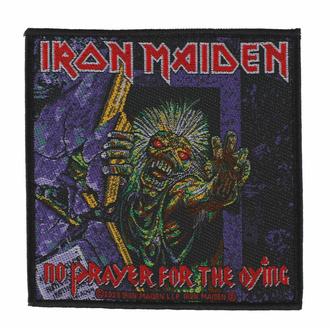 Toppa IRON MAIDEN - NO PRAYER FOR THE DYING - RAZAMATAZ, RAZAMATAZ, Iron Maiden