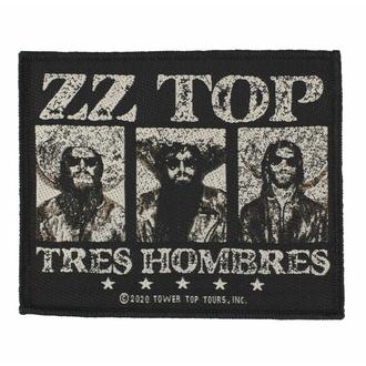 Toppa ZZ TOP - TRES HOMBRES - RAZAMATAZ, RAZAMATAZ, ZZ-Top