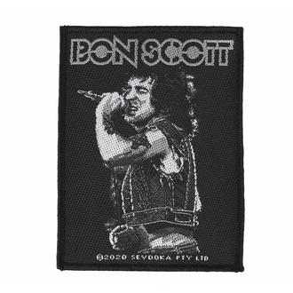 Toppa BON SCOTT - BON SCOTT - RAZAMATAZ, RAZAMATAZ, AC-DC