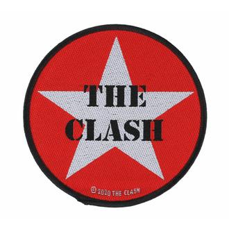 Toppa CLASH - MILITARY LOGO - RAZAMATAZ, RAZAMATAZ, Clash