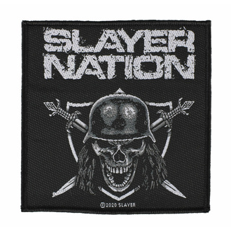 Toppa SLAYER - SLAYER NATION - RAZAMATAZ, RAZAMATAZ, Slayer
