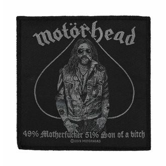 Toppa Motörhead - 49% MOTHERFUCKER - RAZAMATAZ, RAZAMATAZ, Motörhead