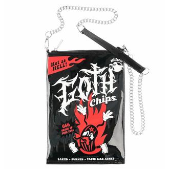 Borsa (borsetta) KILLSTAR - Goth Chips, KILLSTAR
