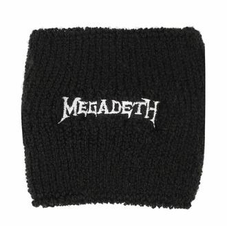 Polsino MEGADETH - LOGO - RAZAMATAZ, RAZAMATAZ, Megadeth