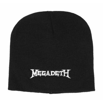 Berretto MEGADETH - LOGO - RAZAMATAZ, RAZAMATAZ, Megadeth