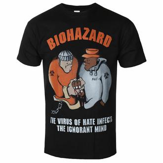 Maglietta da uomo BIOHAZARD - THE VIRUS OF HATE - RAZAMATAZ, RAZAMATAZ, Biohazard