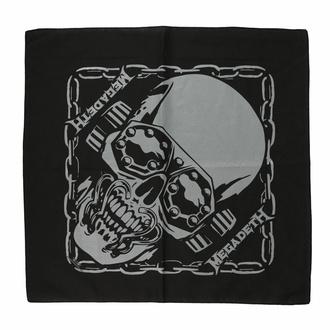 Bandana MEGADETH - VIC RATUTLEHEAD - RAZAMATAZ, RAZAMATAZ, Megadeth