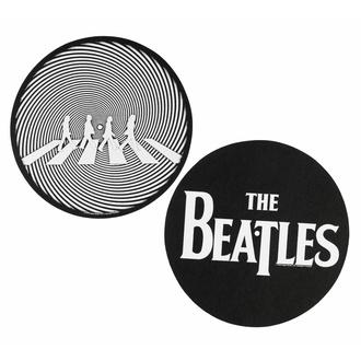 Slipmat (tappetino) per giradischi (set 2pcs) BEATLES - ABBEY ROAD SILHOUETTE - RAZAMATAZ, RAZAMATAZ, Beatles