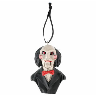 Decorazione (busto) SAW - Billy Puppet - ORNAMENT - Holiday Horrors, Saw