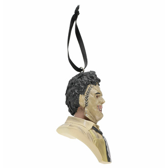 Decorazione (busto) Texas Chainsaw Massacre - ORNAMENT - Holiday Horrors - Leatherface