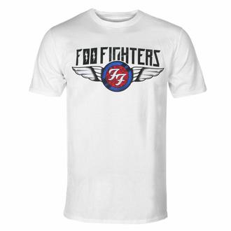 Maglietta da uomo Foo Fighters - Flash Wings - WHT - ROCK OFF, ROCK OFF, Foo Fighters
