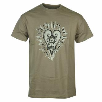 Maglietta da uomo Gojira - Fortitude Heart - POLVERE - ROCK OFF, ROCK OFF, Gojira