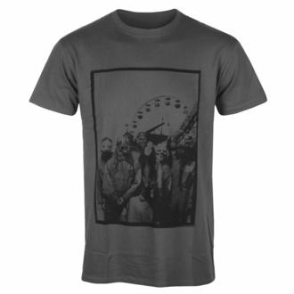 Maglietta da uomo Slipknot - Amusement Park - CARBONE - ROCK OFF, ROCK OFF, Slipknot
