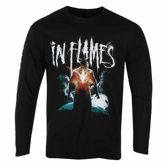 Maglietta da uomo a maniche lunghe In Flames - Take This Life - Nero - ROCK OFF, ROCK OFF, In Flames