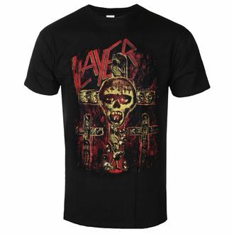 Maglietta da uomo Slayer - SOS Crucifiction - Nero - ROCK OFF, ROCK OFF, Slayer