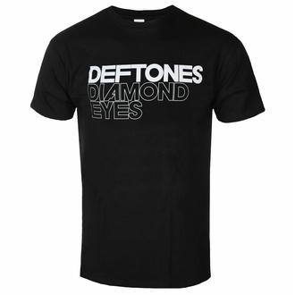 Maglietta da uomo Deftones - Diamond Eyes - Nero - ROCK OFF, ROCK OFF, Deftones