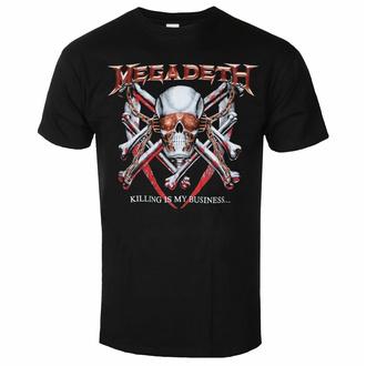 Maglietta da uomo Megadeth - Killing is my Business - ROCK OFF, ROCK OFF, Megadeth
