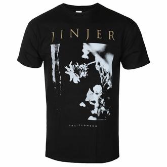 Maglietta da uomo JINJER - Wallflowers - NAPALM RECORDS, NAPALM RECORDS, Jinjer