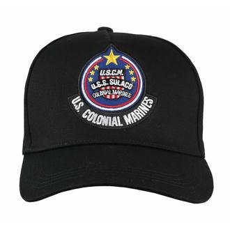 Cappello Alien - Curved Bill Cap USS Solaco Badge, NNM, Alien