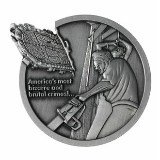 Medaglione Texas Chainsaw Massacre - Logo Edizione Limitata, NNM