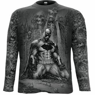 Maglietta da uomo a maniche lunghe SPIRAL - Batman - VENGEANCE WRAP - Nero, SPIRAL, Batman