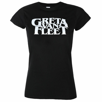 Maglietta da donna Greta Van Fleet - Logo, NNM, Greta Van Fleet