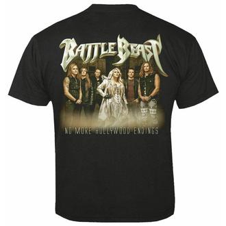Maglietta da uomo BATTLE BEAST - Hollywood Endings - NUCLEAR BLAST, NUCLEAR BLAST