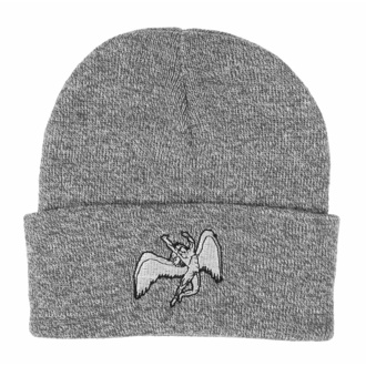 Beanie Led Zeppelin - Icarus Embroidered - Heather Gray, NNM, Led Zeppelin