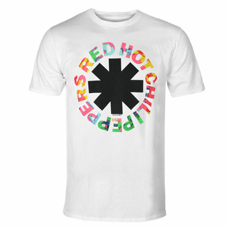 Maglietta da uomo Red Hot Chili Peppers - Multicolor - bianca, NNM, Red Hot Chili Peppers
