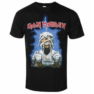 Maglietta da uomo Iron Maiden - World Slavery Tour '84-'85 BL - ROCK OFF, ROCK OFF, Iron Maiden