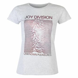 Maglietta da donna Joy Division - Space HEATHER - ROCK OFF, ROCK OFF, Joy Division