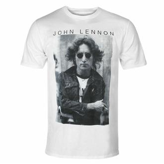 Maglietta da uomo John Lennon - Windswept WHT - ROCK OFF, ROCK OFF, John Lennon