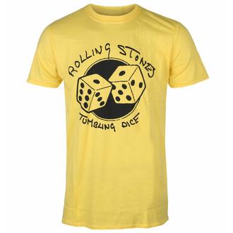 Maglietta da uomo Rolling Stones - Tumbling Dice URLO - ROCK OFF - RSTS147MY