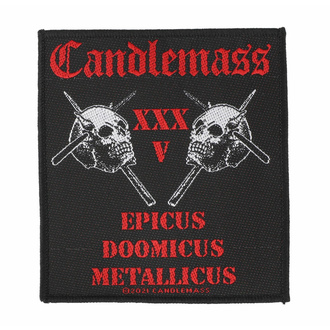 Toppa Candlemass - Epicus 35th Anniversary - ROCK OFF, ROCK OFF, Candlemass
