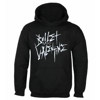 Felpa da uomo Bullet For my Valentine - Large Logo & Album Back BL - ROCK OFF - BFMVHD24MB