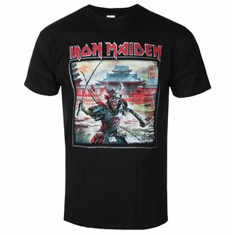 Maglietta da uomo Iron Maiden - Album Palace Keyline Square BL - ROCK OFF - IMTEE138MB