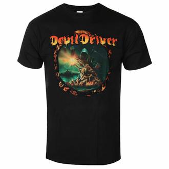 Maglietta da uomo Devildriver - Dealing with Demons - Nero, NNM, Devildriver