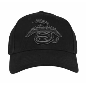 Cappello Metallica - Black Album Snake, NNM, Metallica