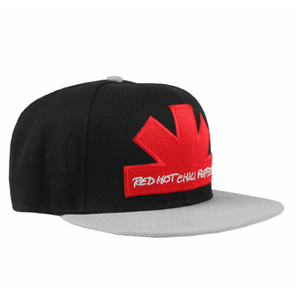Cappello Red Hot Chili Peppers - Asterisk - Nero / Heather, NNM, Red Hot Chili Peppers