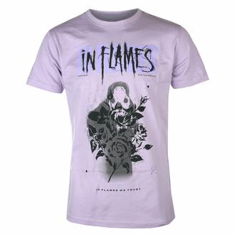 Maglietta da uomo In Flames - Rose Reaper - lilla, NNM, In Flames